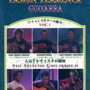 Pasin-Flamenca-Guitarra-Seis-Selectos-Guitarristas-Volumen-1-DVD-0