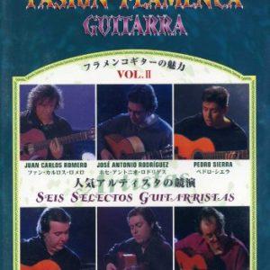 Pasin-Flamenca-Guitarra-Seis-Selectos-Guitarristas-Volumen-2-DVD-0