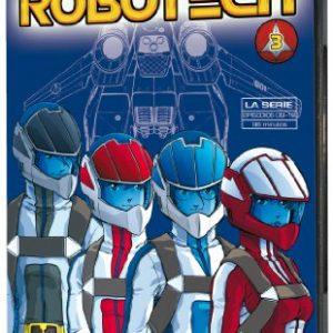 Robotech-La-serie-Volumen-3-DVD-0