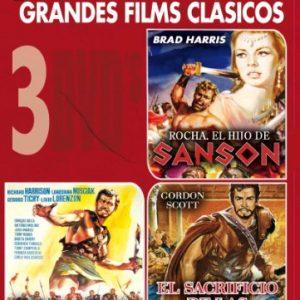 Rocha-El-hijo-de-Sansn-7-Espartanos-El-Sacrificio-de-las-es-DVD-0