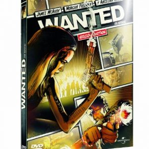 Wanted-Edicin-Comic-DVD-0