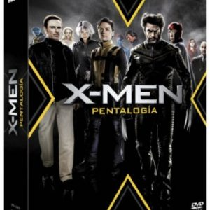 X-Men-Ultimate-Collection-5-Titulos-DVD-0